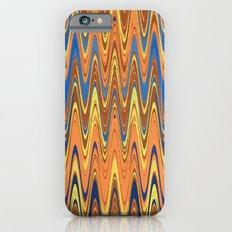 Hitzewelle - Muster Slim Case iPhone 6s