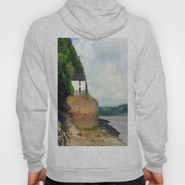 Dylan Thomas.The Boathouse. Hoody
