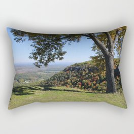 Indian Ladder Upstate New York Rectangular Pillow