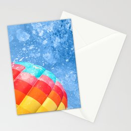 Acrylic Air Balloons Stationery Cards