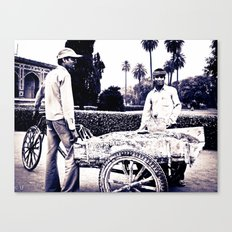 In Life Canvas Print