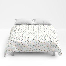 Dainty leaves Comforters