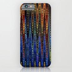Wellen Strand Meer - Muster Slim Case iPhone 6s
