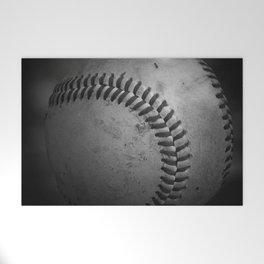 Baseball Welcome Mat