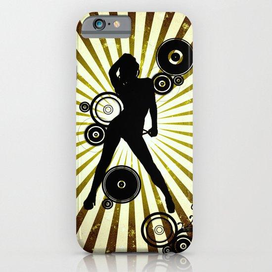 Woman iPhone & iPod Case