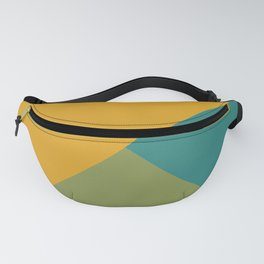 Mixed Colors Fanny Pack