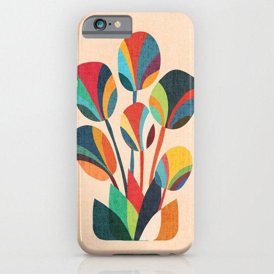 Ikebana - Geometric flower iPhone & iPod Case