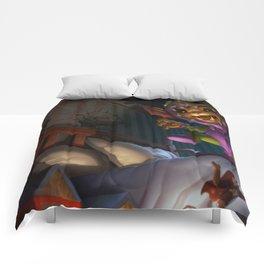 Dino Gnar League of Legends Comforters