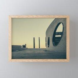 Champalimaud Foundation Framed Mini Art Print