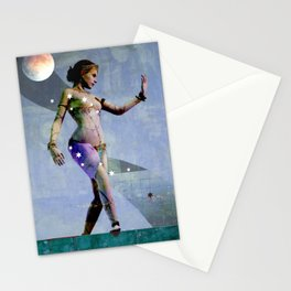 Fatale - Salomé - Night Stationery Cards