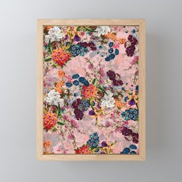 Summer Botanical Garden VIII - II Framed Mini Art Print