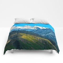 Elevation Comforters
