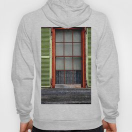 Window Shutters Hoody