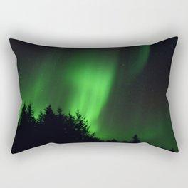 The Northern Lights 04 Rectangular Pillow