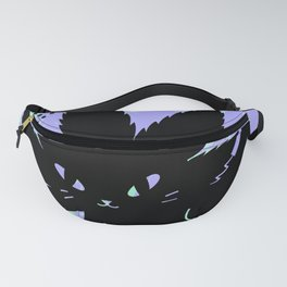 SO HIGH RIGHT MEOW Fanny Pack