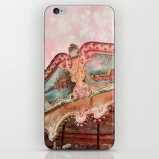 I Heart my Carousel iPhone & iPod Skin