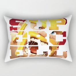 SUPERCELL Rectangular Pillow