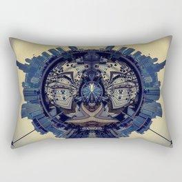 tiny planet Rectangular Pillow