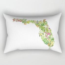 Fruits of Florida Rectangular Pillow