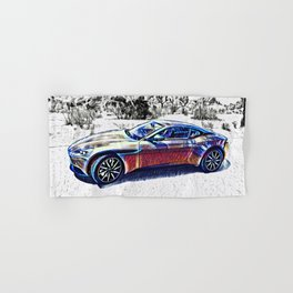 Travel In Style Hand & Bath Towel