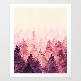 Fade Away III Art Print