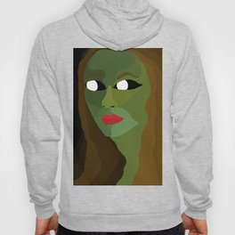 Olive Exists in the Dark Hoody