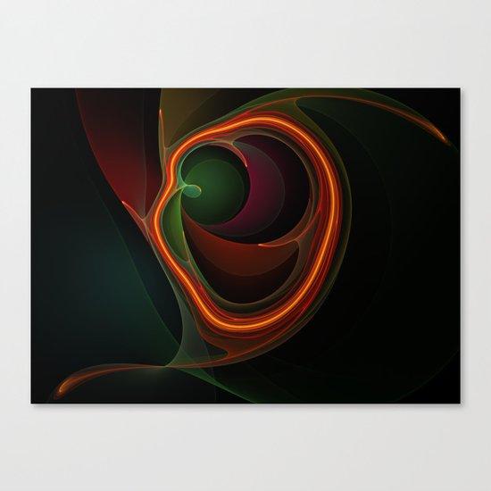 Filament Canvas Print