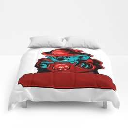Cartoon koala Wizard Comforters
