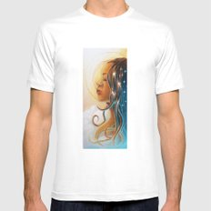 Epiphany Mens Fitted Tee White MEDIUM