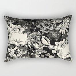SKULLS HALLOWEEN Rectangular Pillow