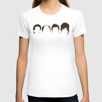 T-shirts featuring Seinfeld Hair by Bill Pyle