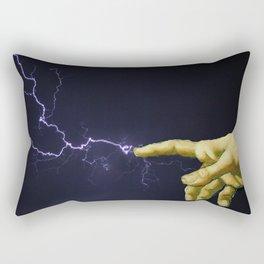 Finger of God Rectangular Pillow