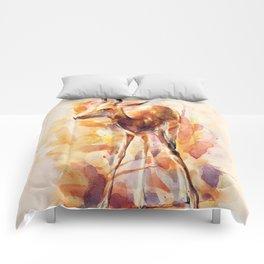 Find Me Here Comforters