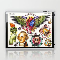 liberty flash Laptop & iPad Skin