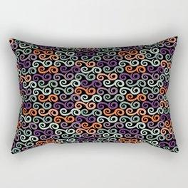 abstraction Rectangular Pillow