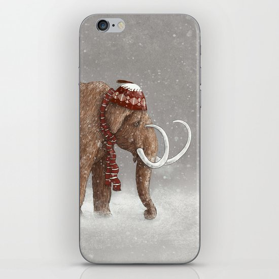 The Ice Age Sucked iPhone & iPod Skin