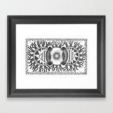 Optivarium Framed Art Print