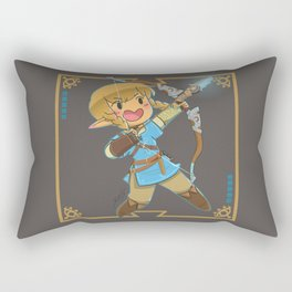 Chibi Linkle Rectangular Pillow
