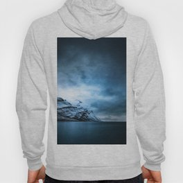 The Arctic - Storm Over Still Water Hoody