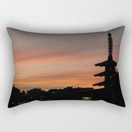 japantown Rectangular Pillow