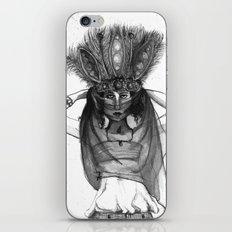 Circus Dancer iPhone & iPod Skin
