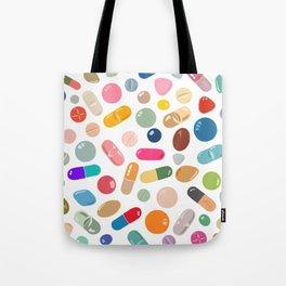 Sunny Pills Tote Bag