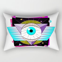 The All-Seer Rectangular Pillow