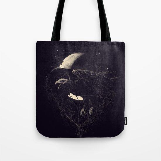 NightFlight Tote Bag