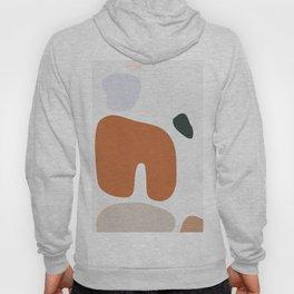 Abstract Shape Series - Boulders Hoody