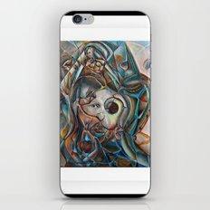 BEAUTIFUL MIND iPhone & iPod Skin