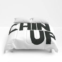 Chin Up Comforters