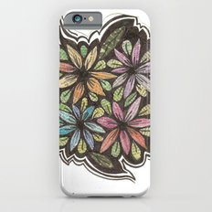Floral Collage Slim Case iPhone 6s