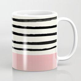 Blush x Stripes Coffee Mug