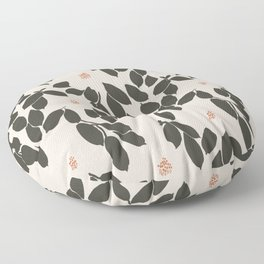 Zooey Magnolia Floor Pillow